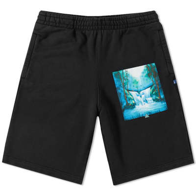 Off-White Waterfall Sweat Short