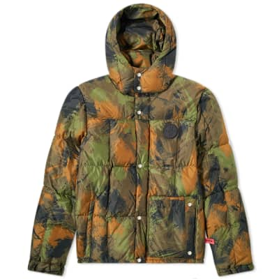 c1cb704c Off-White Paintbrush Padded Jacket