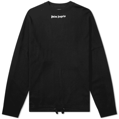 Palm Angels Logo Over Sweater