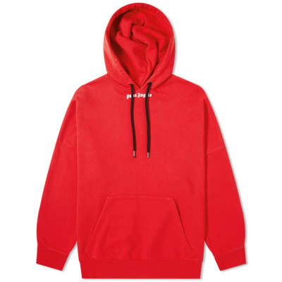 Palm Angels Logo Popover Hoody