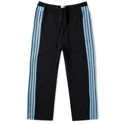 DIMA LEU Jersey Stripe Pant