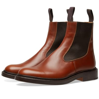 END. x Tricker's Stephen Chelsea Boot