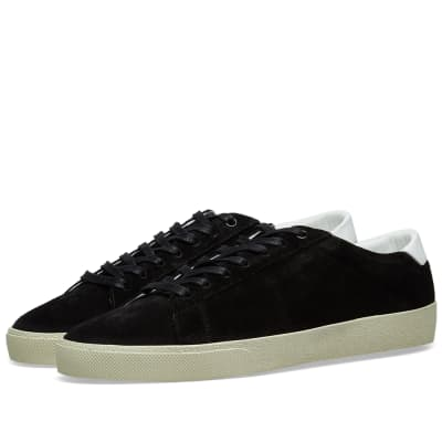 Saint Laurent SL-06 Court Classic Nubuck Sneaker