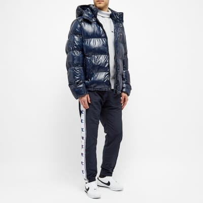 Champion Reverse Weave Hooded Puffer Jacket