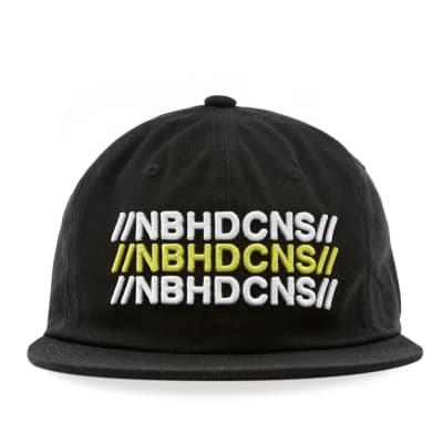 Converse x NBHD 6 Panel Cap