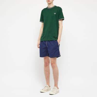 Hartford Garment Dyed Swim Short