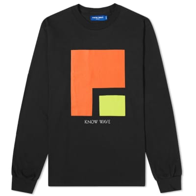 Know Wave Long Sleeve An Ls Worth Tee