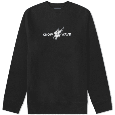 Know Wave Warrior Crew Sweat
