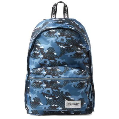 Maison Kitsune x Eastpak Out of Office Backpack