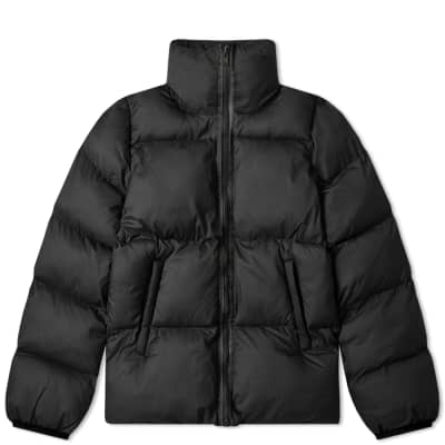 MKI Nylon Short Bubble Jacket