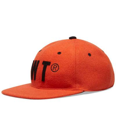 WTAPS T-6 Melton Cap
