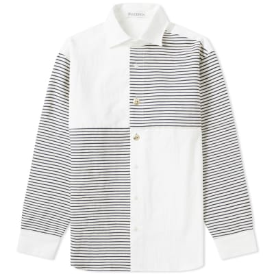 JW Anderson Patchwork Nautical Shirt