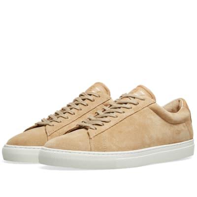 Zespa ZSP4 HGH Suede Sneaker