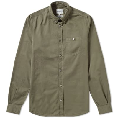 Norse Projects Anton Twill Button Down Shirt