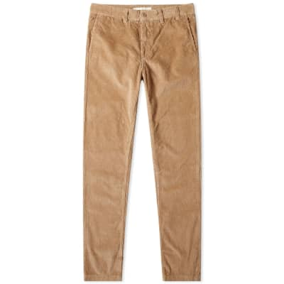 Norse Projects Aros Corduroy Chino