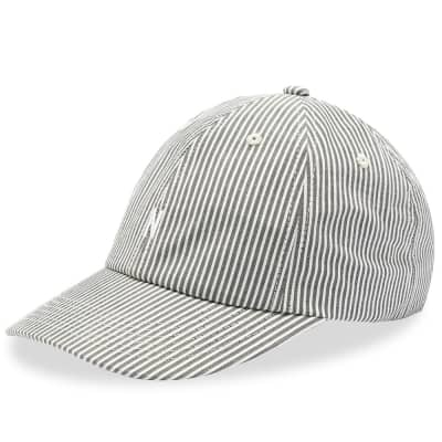 Norse Projects Seersucker Sports Cap