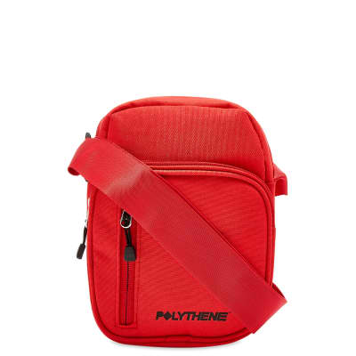 Polythene Optics Shoulder Bag