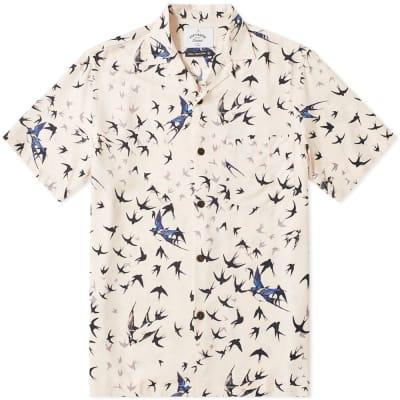 Portuguese Flannel Andorinha Vacation Shirt