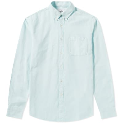 Portuguese Flannel Button Down Belavista Oxford Shirt