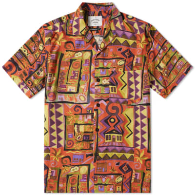 Portuguese Flannel Cabinda Vacation Shirt