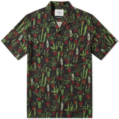 Portuguese Flannel Cactus Vacation Shirt