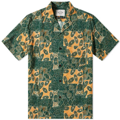 Portuguese Flannel Harlam Vacation Shirt