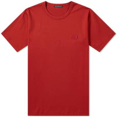 Acne Studios Nash Face Tee