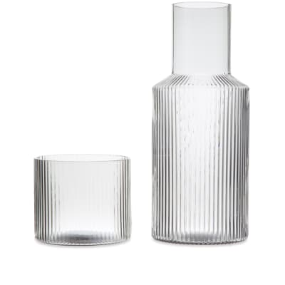 Ferm Living Ripple Small Carafe Set