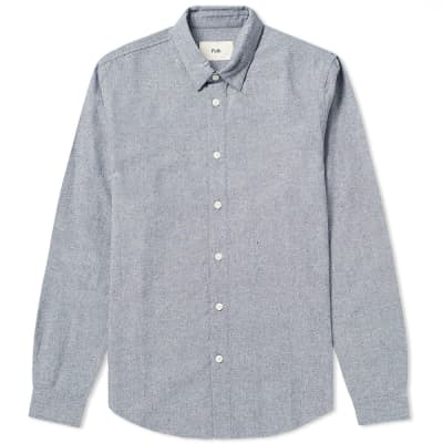 Folk Chambray Storm Shirt