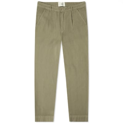 Folk Signal Tapered Pant