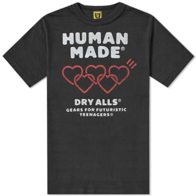 Human Made Heart Link Tee