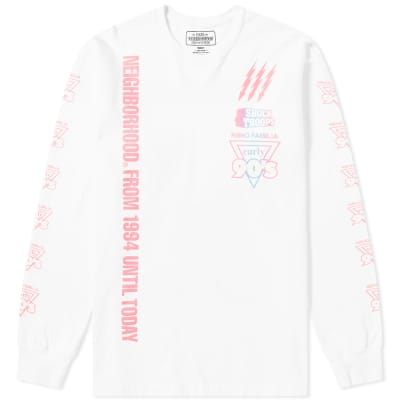 0c6496b0 Neighborhood Long Sleeve Familia Tee