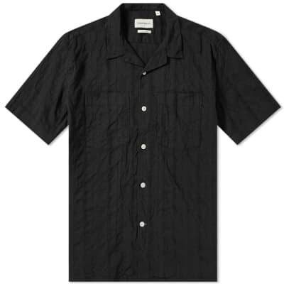 Oliver Spencer Linen Havana Vacation Shirt