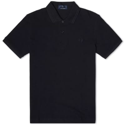 Fred Perry Reissues Original Twin Tipped Polo