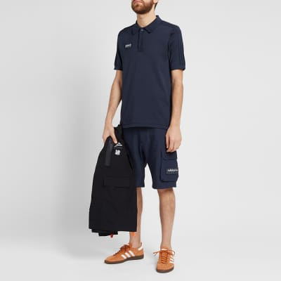 Adidas SPZL Meehan Polo Shirt