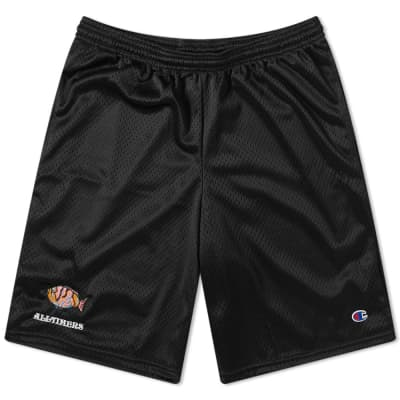 Alltimers Deep Sea Short