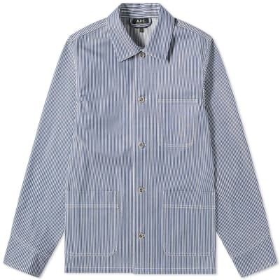 A.P.C. 3 Pocket Workwear Jacket