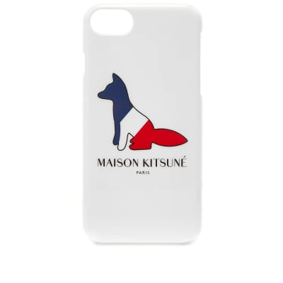 Maison Kitsuné Resting Fox iPhone 8 Case
