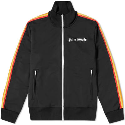 Palm Angels Rainbow Track Zip Jacket