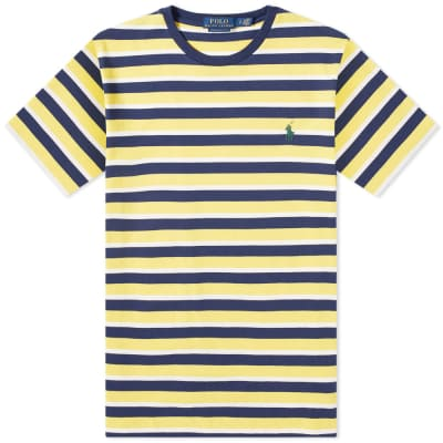 Polo Ralph Lauren Multi Stripe Tee