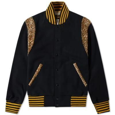 Needles Award Varsity Jacket