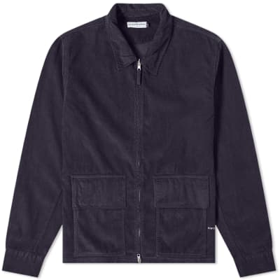 Pop Trading Company Mini Cord Zip Jacket
