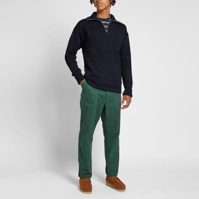 S.N.S. Herning Fisherman Half Zip Knit