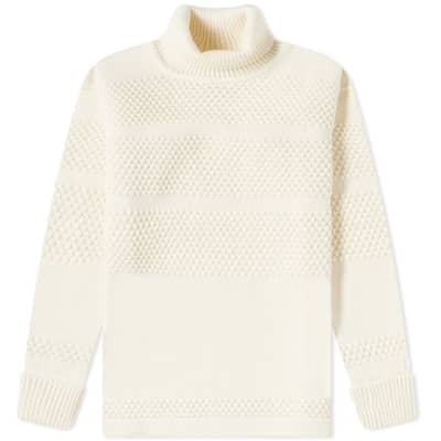 S.N.S. Herning Fisherman Roll Neck Sweat