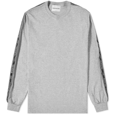 MKI Long Sleeve Tape Tee