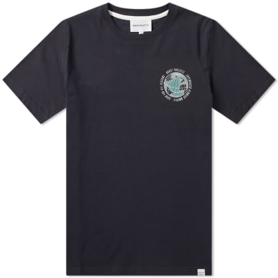 Norse Projects Niels Globe Tee