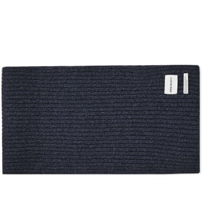 Norse Projects Wide Rib Scarf