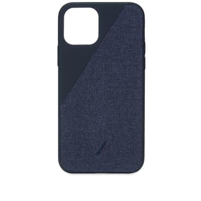 Native Union Clic Canvas iPhone 11 Pro Max Case