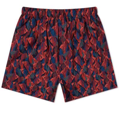 Sunspel Mountain Print Boxer Short