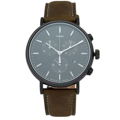 Timex Fairfield Chronograph Watch